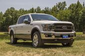 2018 Ford F-150 King Ranch SuperCrew 4X4 Diesel