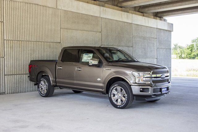 2018 Ford F 150 King Ranch Supercrew 4x4 Mineola Tx 23798388