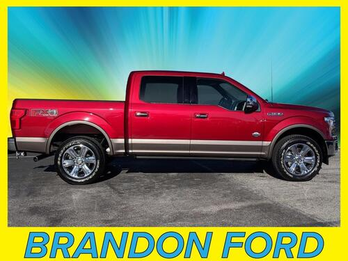2018 Ford F-150 King Ranch Tampa FL