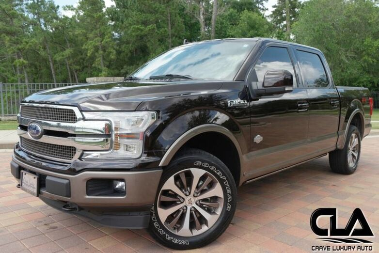 2018 Ford F-150 King Ranch The Woodlands TX