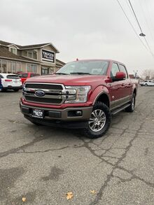 2018_Ford_F-150_King Ranch_ Yakima WA