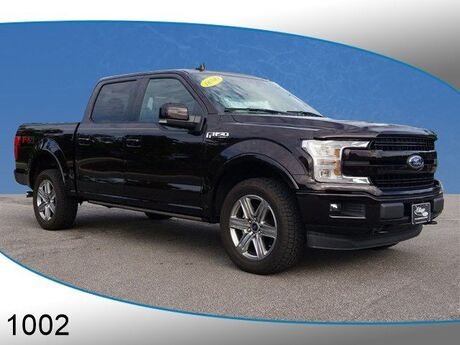 2018 Ford F-150 LARIAT 4WD Belleview FL