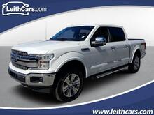 2018_Ford_F-150_LARIAT 4WD SuperCrew 5.5' Box_ Raleigh NC
