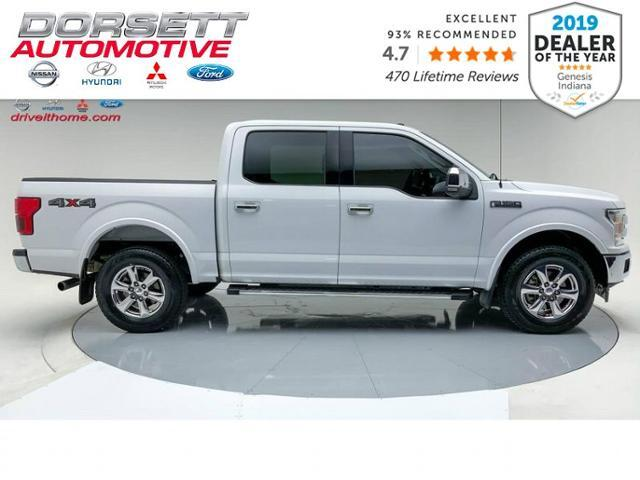 2018 Ford F-150 LARIAT 4WD SuperCrew 5.5' Box Terre Haute IN