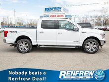 2018_Ford_F-150_LARIAT 4WD SuperCrew, Power Stroke Diesel, Pano Sunroof, Nav, Cooled/Heated Leather_ Calgary AB