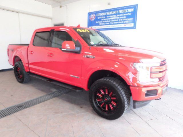 2018 Ford F-150 LARIAT CREW LEATHER NAVI SUNROOF *DIESEL* Listowel ON