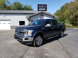 2018_Ford_F-150_LARIAT_ Middlebury IN