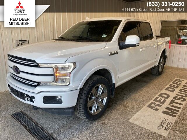 2018 Ford F-150 LARIAT Red Deer County AB