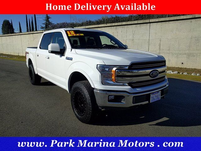 2018 Ford F-150 LARIAT Redding CA