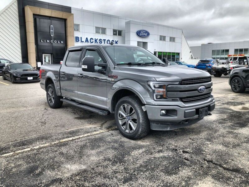 2018 Ford F-150 LARIAT Supercharged Mono ON