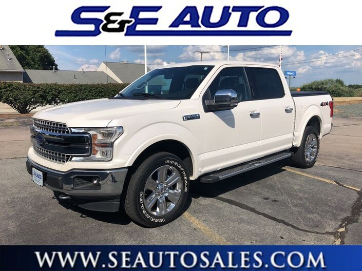 2018 Ford F-150 LARIAT Weymouth MA