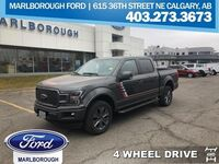 Ford F-150 Lariat  - Sunroof -  Towing Package 2018