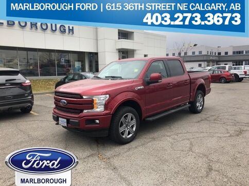 2018_Ford_F-150_Lariat  - Towing Package_ Calgary AB