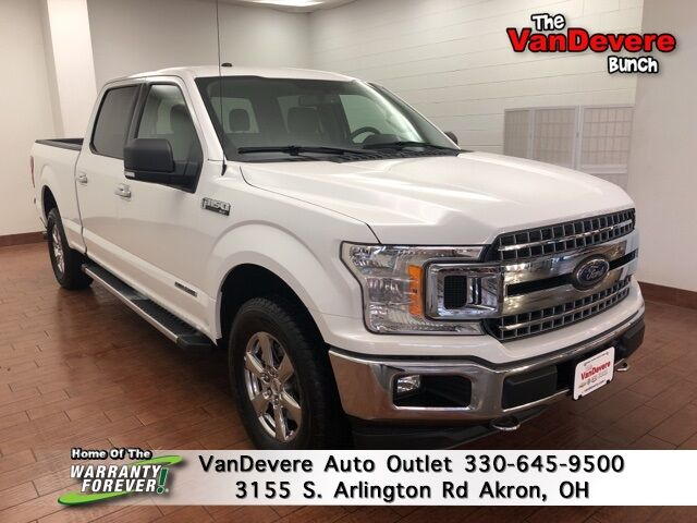 2018 Ford F-150 Lariat Akron OH