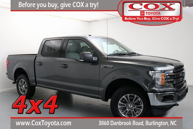 2018 Ford F-150 Lariat Burlington NC