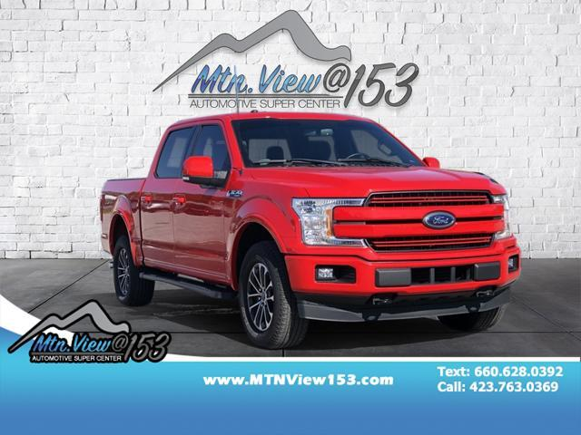 2018 Ford F-150 Lariat Chattanooga TN