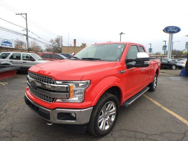 2018 Ford F-150 Lariat Chicago IL
