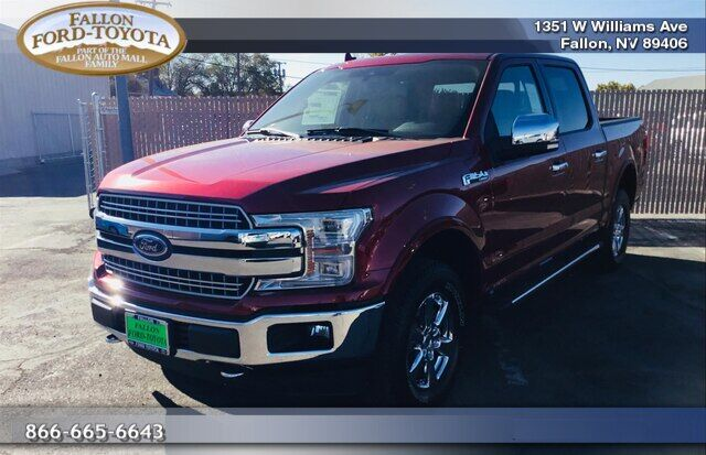 2018 Ford F-150 Lariat Fallon NV