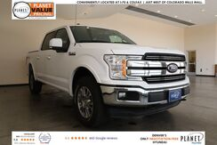 2018 Ford F-150 Lariat Golden CO