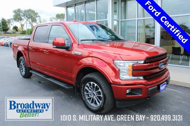 2018 Ford F-150 Lariat Green Bay WI