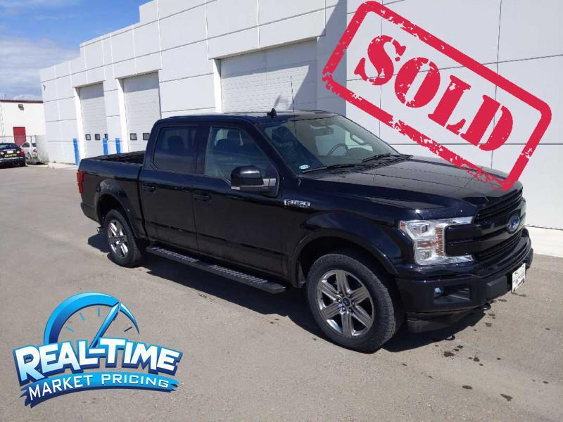 2018_Ford_F-150_Lariat_ High River AB