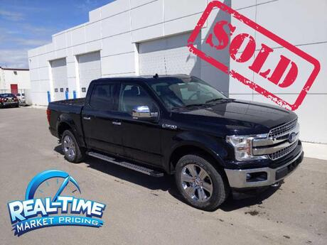 2018 Ford F-150 Lariat High River AB