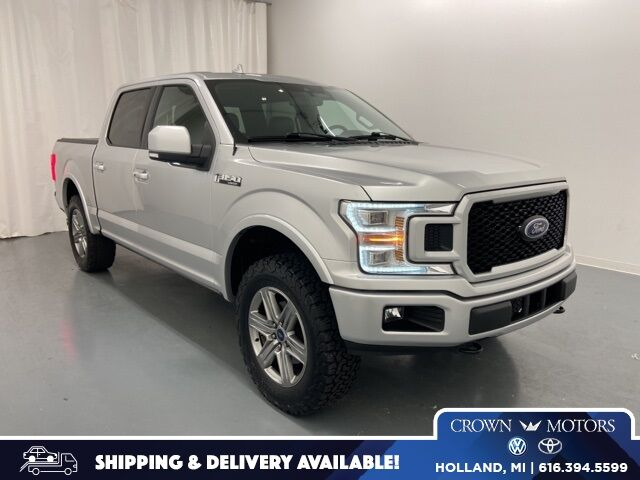 2018 Ford F-150 Lariat Holland MI