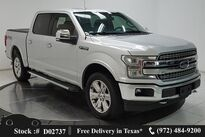 Ford F-150 Lariat NAV,CAM,PANO,CLMT STS,BLIND SPOT,20IN WLS 2018
