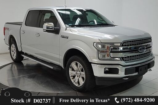 2018_Ford_F-150_Lariat NAV,CAM,PANO,CLMT STS,BLIND SPOT,20IN WLS_ Plano TX