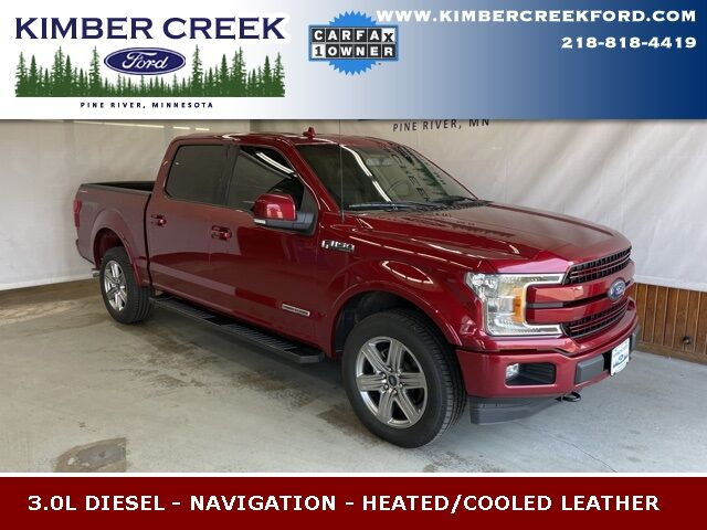 2018 Ford F-150 Lariat Pine River MN