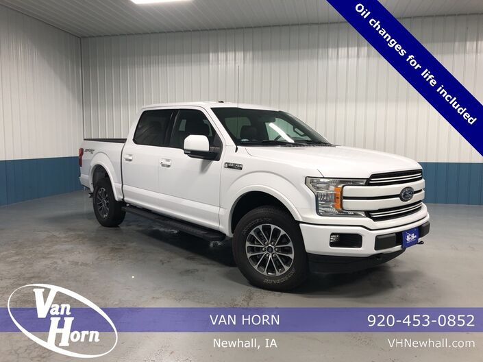 2018 Ford F-150 Lariat Plymouth WI