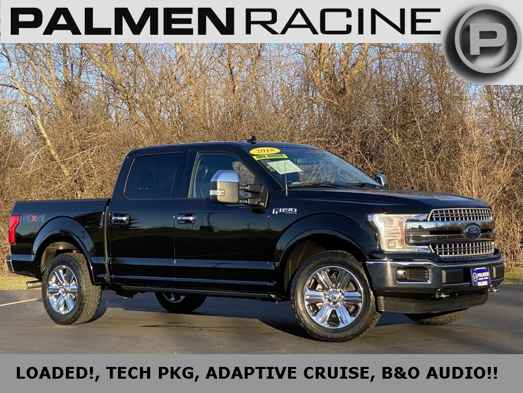 2018 Ford F-150 Lariat Racine WI