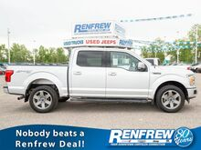 2018_Ford_F-150_Lariat Sport 4x4, Nav, Remote Start, Backup Camera, Cooled/Heated Leather_ Calgary AB
