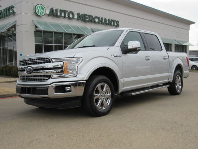 2018 Ford F-150 Lariat SuperCrew 5.5-ft. Bed 2WD HEATED/COOLED SEATS, APPL CAR PLAY,BLIND SPOT, BACKUP CAMERA Plano TX
