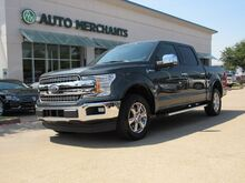 2018_Ford_F-150_Lariat SuperCrew 5.5-ft. Bed 2WD LEATHER, NAVIGATION, BLIND SPOT, HTD/CLD FRONT STS, UNDER WARRANTY_ Plano TX