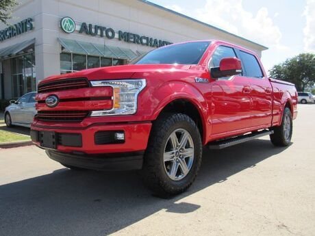 2018 Ford F-150 Lariat SuperCrew 5.5-ft. Bed 2WD Plano TX