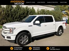 2018_Ford_F-150_Lariat SuperCrew 5.5-ft. Bed 4WD_ Salt Lake City UT