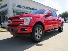 2018_Ford_F-150_Lariat SuperCrew 6.5-ft. Bed 2WD_ Plano TX
