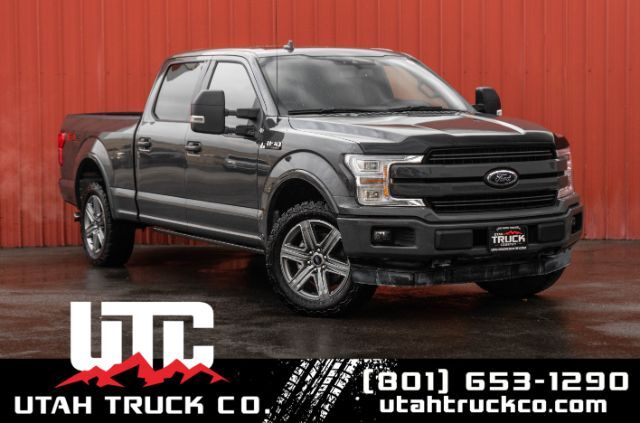 2018 Ford F-150 Lariat SuperCrew 6.5-ft. Bed 4WD Lehi UT