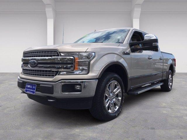 2018 Ford F-150 Lariat SuperCrewCab 4WD WIth Nav Plymouth MA
