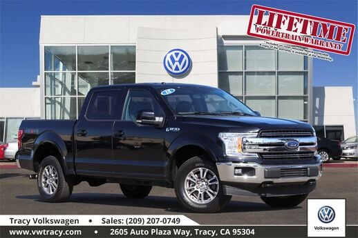 2018 Ford F-150 Lariat Tracy CA