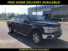 2018_Ford_F-150_Lariat_ Watertown NY