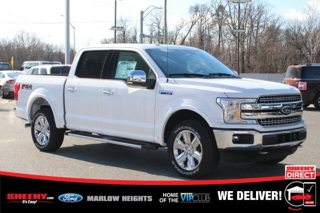 2018 Ford F-150 Lariat Suitland MD