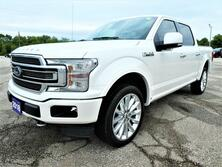 Ford F-150 Limited 3.5L | Navigation | Adaptive Cruise | Cooled Seats 2018