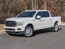 2018_Ford_F-150_Limited 4WD SuperCrew 5.5' Box_ Cary NC