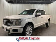 2018_Ford_F-150_Limited 4WD SuperCrew 5.5' Box_ Clarksville TN