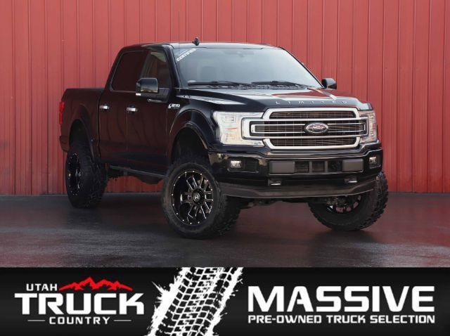 2018 Ford F-150 Limited 5.5 Bed Lehi UT