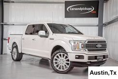 2018_Ford_F-150_Limited_ Dallas TX