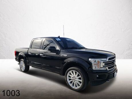 2018 Ford F-150 Limited Belleview FL