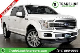 2018_Ford_F-150_Limited_ CARROLLTON TX